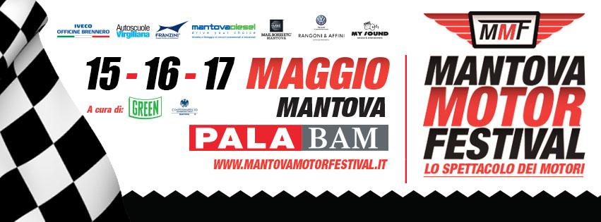 Mantova Motor Festival 2015